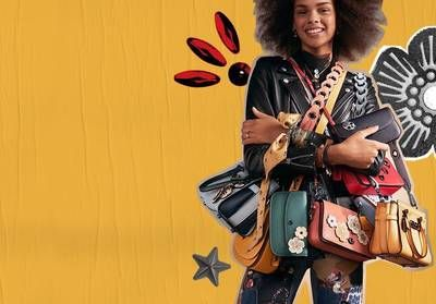 Coach Create, le service de personnalisation que l'on adore