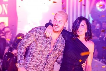 Casa Fashion Show:  Jenifer fait son grand retour au côté de Matt Pokora