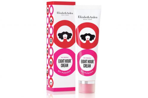 Eight Hour d'Elizabeth Arden X Olimpia Zagnoli, une collab girl power