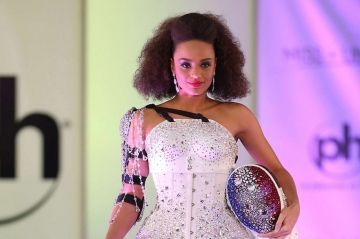 Miss Univers 2017:  découvrez le costume national d'Alicia Aylies