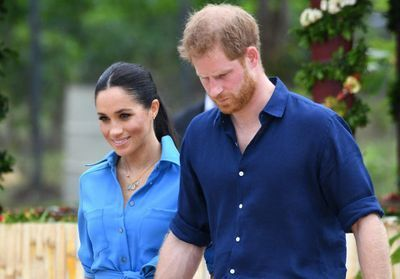 On en sait plus sur la nouvelle maison du prince Harry et de Meghan Markle