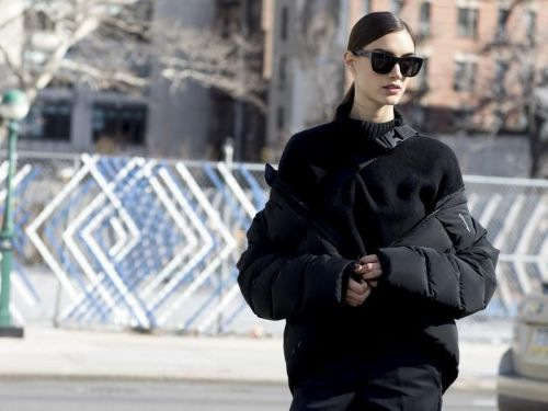 Street Style:  New York déshabille les filles de la Fashion Week