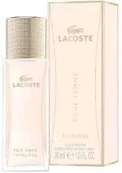 Lacoste Pour Femme Timeless ~ new fragrance