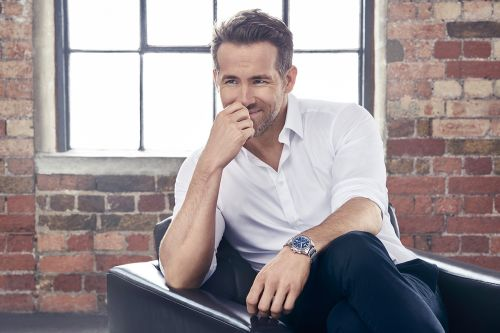 Piaget campaign with Ryan Reynolds