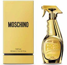 Moschino Gold Fresh Couture ~ new perfume