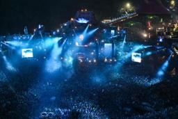 "Coup d'envoi de la vente des tickets ""Global Journeys"" pour le festival Tomorrowland"