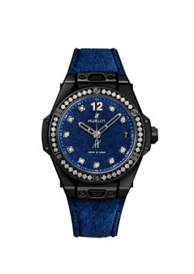 Hublot présente la Big Bang One Click Italia Independent