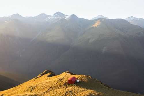 A Trip in New-Zealand by Bec Kilpatrick