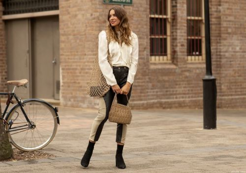 A Street Style with Christelle Scifo