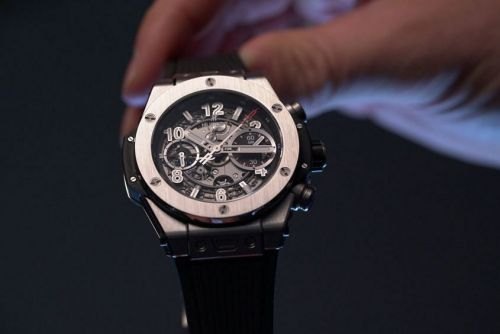 Big bang Unico, la montre des grands