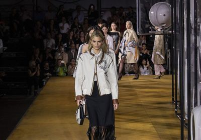 A Londres, une Fashion week discrète accessible en ligne