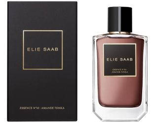 Elie Saab Essence No. 10 Amande Tonka ~ new fragrance