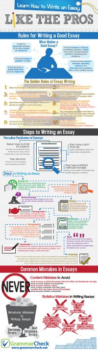 Crafting A Excellent Essay