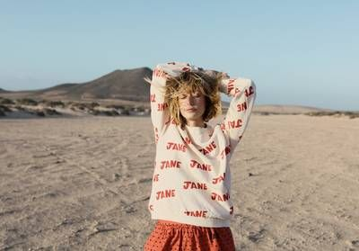 ELLEfashioncrush:  le sweat Jane de Bobo Choses