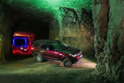 Land Rover Discovery 2017 une nouvelle dimension