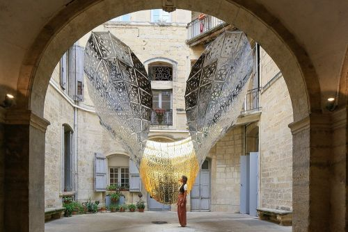 Festival des Architectures Vives' Stunning Installations