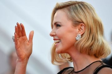 Cannes 2017. Charlize Theron, le charme Hollywoodien
