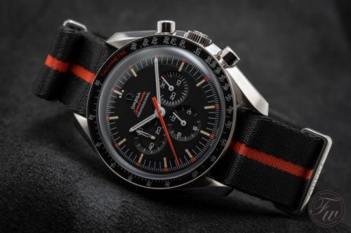 La Speedmaster Speedy Tuesday 2 « Ultraman » d'Omega