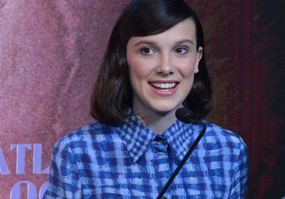 Millie Bobby Brown:  la star de Stranger Things en couple avec Romeo, le fils de Victoria Beckham