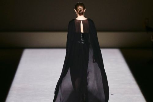 Fashion Week: Tom Ford plus classique que clinquant