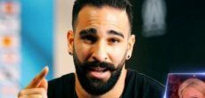 Football: Le message d'amour d'Adil Rami à Pamela