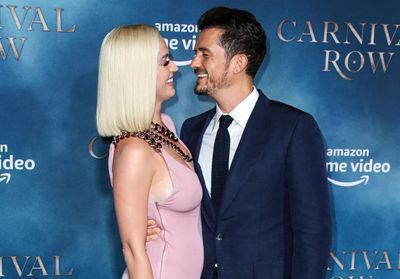 Katy Perry et Orlando Bloom:  duo complice sur le tapis rouge