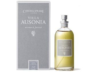 Czech & Speake Villa Ausonia ~ new fragrance