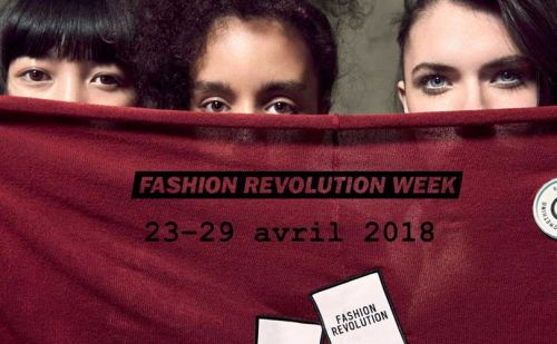Fashion Revolution:  appel à la mobilisation !