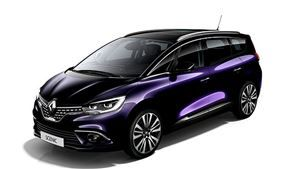 Renault Scénic Initale Paris: version de luxe