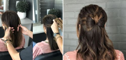Bow Hairstyle: 11 step-by-step pour le reproduire facilement