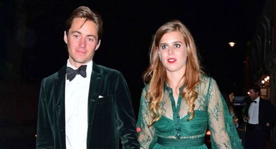 "Beatrice d'York, ""folle amoureuse"" de son compagnon Edoardo Mapelli Mozzi"