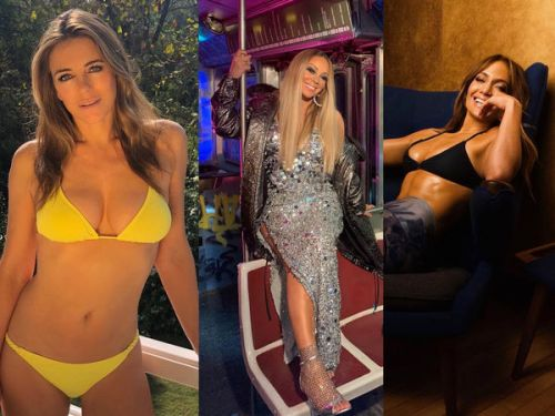 Elizabeth Hurley, Mariah Carey, Jennifer Lopez. le best of Instagram de la semaine