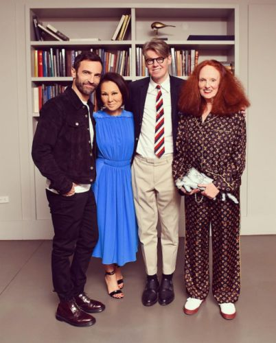 Moschino meets H&M, Coddington and Ghesquière chat at the Met and more news