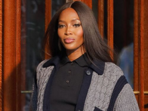 PHOTOS. Défilé, expositions. Le week-end parisien très fashion de Naomi Campbell