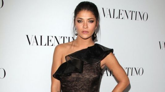 Jessica Szohr attend son premier enfant