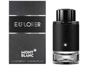 Montblanc Explorer ~ new fragrance