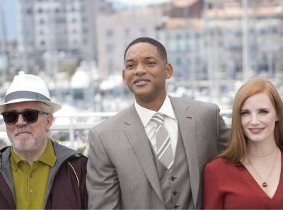 Cannes 2017:  Will Smith, Jessica Chastain, Pedro Almodóvar. L'incroyable jury de Cannes !