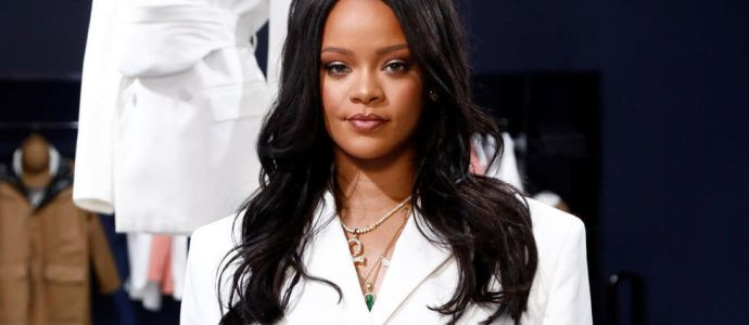 Rihanna ouvre son pop-up store Fenty à Paris