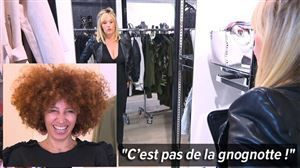 "Le décolleté de Jenny fait sensation au showroom: ""T'as trop sorti les boobs ma belle!"""