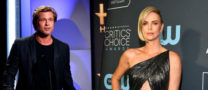 Brad Pitt avec Charlize Theron ? La folle rumeur qui agite Hollywood