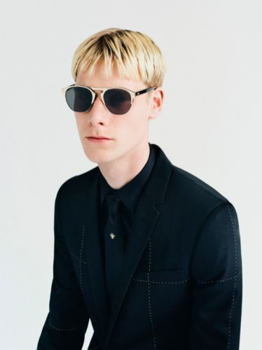 Capsule Gold Automne 2018 By Dior Homme
