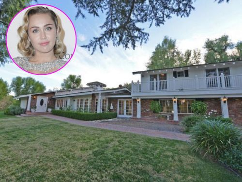 PHOTOS. Miley Cyrus vend son sublime ranch:  découvrez-le en images !