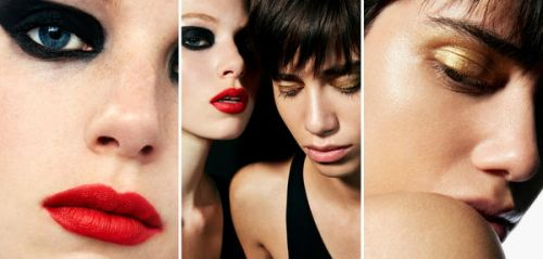 Défilé Saint Laurent : zoom sur les make-up de Tom Pécheux