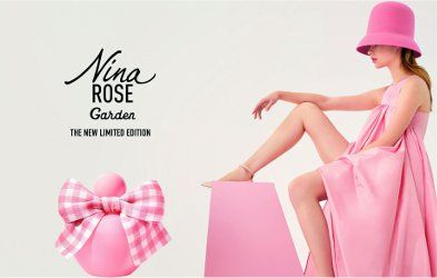 Nina Ricci Nina Rose Garden ~ new fragrance