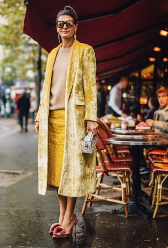 «Street style»: les plus beaux looks à New York, Londres, Milan et Paris