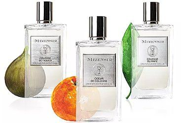 4 from Mizensir ~ new fragrances