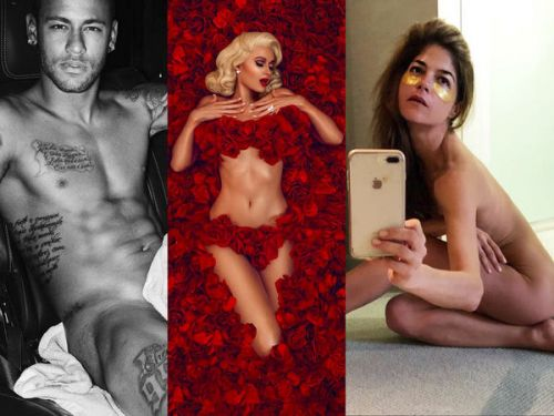 PHOTOS. Lorie Pester, Jade Leboeuf, Selma Blair,. les people se mettent à nu sur Instagram