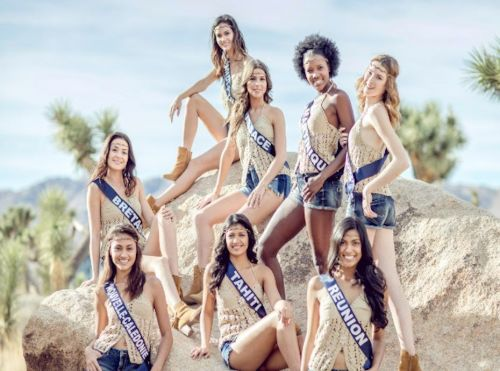 Miss France 2018:  Oups, des photos sexy des candidates
