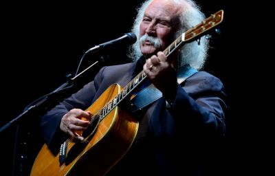 VIDEO. David Crosby n'aime toujours pas Ted Nugent