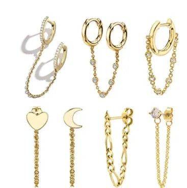 All you need to know about Gold Earrings for Men